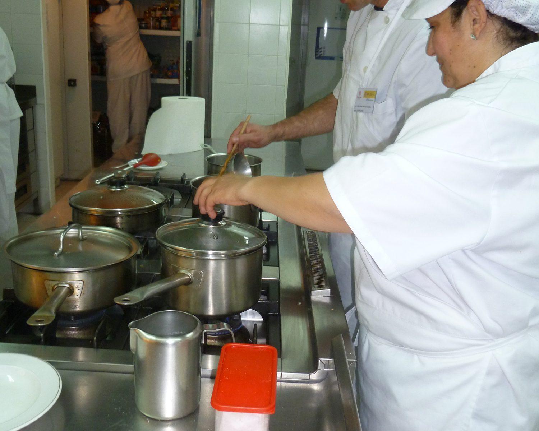 Comienza una nueva edici n del curso operaciones b sicas for Curso cocina basica